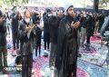 اقامه نماز ظهر عاشورا در پاکدشت
