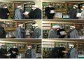 اهدای ۱۰۰ جلد قرآن کریم و ماسک به مساجد فیروزکوه