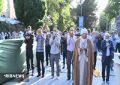 اقامه نماز عیدسعید فطر در شهریار