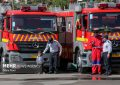 وقوع ۱۱۷ مورد حادثه و حریق طی مهرماه ۱۴۰۰ در قرچک